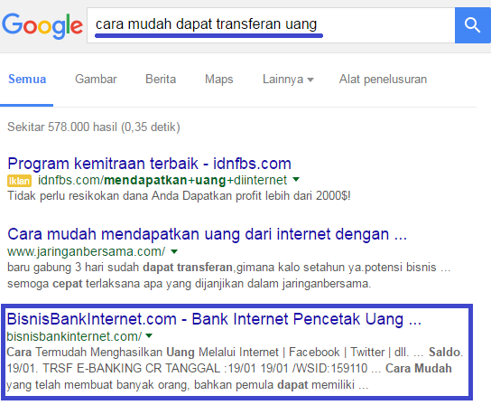 BisnisBankInternet com | Sistem Mesin Uang Otomatis Peluang Bisnis